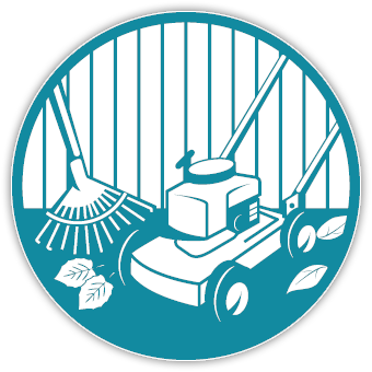 Lawn care vector linepc for Lawn care vector